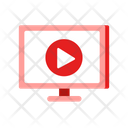Video Movie Monitor Icon