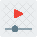 Movie Player Video Icon