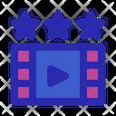Movie Rating Icon