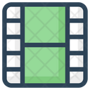 Film Reel Movie Icon