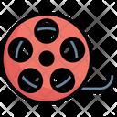 Movie Reel Reel Film Icon