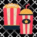 Movie snacks Icon