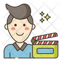 Movie Staff Icon