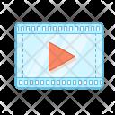 Movie Video Tape Icon