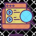 Online Movie App Movie Website Movie Application Icon