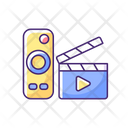 Movies Streaming Icon
