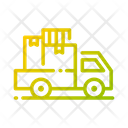 Moving Delivery Truck Truck Icon