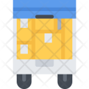 Moving Builder Building Icon
