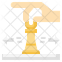 Moving Chess Peace Icon