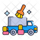 Moving Cleaning Home Cleaning Home Icon