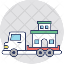Moving Service Icon