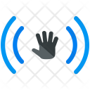 Moving Target Hand Icon