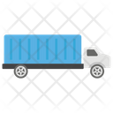 Delivery Moving Truck Logistic Delivery Icon