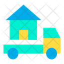 Changing Home Changing House Tranfer Home Icon