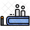 Moving Walkway Icon