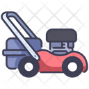Lawn Garden Mower Icon