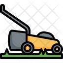 Mower Lawnmower Grass Icon