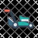 Mower Garden Yard Icon