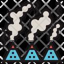 Moxibustion Smoke Aroma Icon