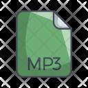 Mp Audio File Icon