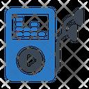Mp Audio Player Icon