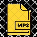File Zip Storage Icon