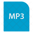Mp 3 File Extension File Icon