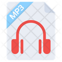 Mp 3 File File Format File Extension Icon