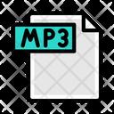 Mp 3 File Icon