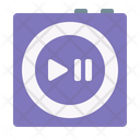 Music Player Audio Icon