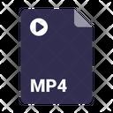 Format Mp File Icon