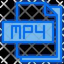 Mp File File Type Icon
