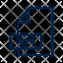 Mp File Format Icon