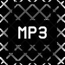 Mp File Icon