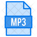 Mp File File Types Icon