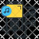 Mp Player Audio Harmony Icon