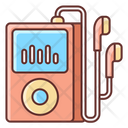 Mp Player Music Player Audio Player Icon