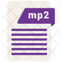 Mp 2 File Icon