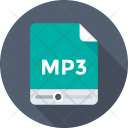 Mp 3 Audio Song Icon