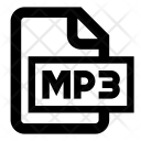 Mp 3 Music File Icon