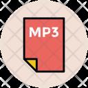 Mp 3 File Music Icon