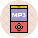 Mp 3 Player Audio Icon
