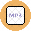 Mp 3 Format Music Icon