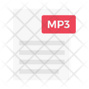 Mp File Music Icon