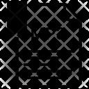 Mp 3 File Type Icon