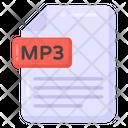 Music File Audio File File Format Icon