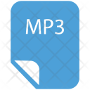 Musical File Format Icon