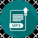 Mp 3 Extension File Icon