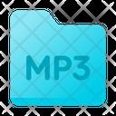 MP3 Folder Icon