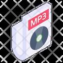 Mp 3 Music Music File Mp 3 File Icon